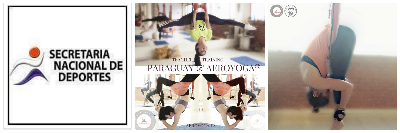 Paraguay!: La Secretaría Nacional Deportes Publica el Curso Profesores AeroYoga® con Rafael Martinez