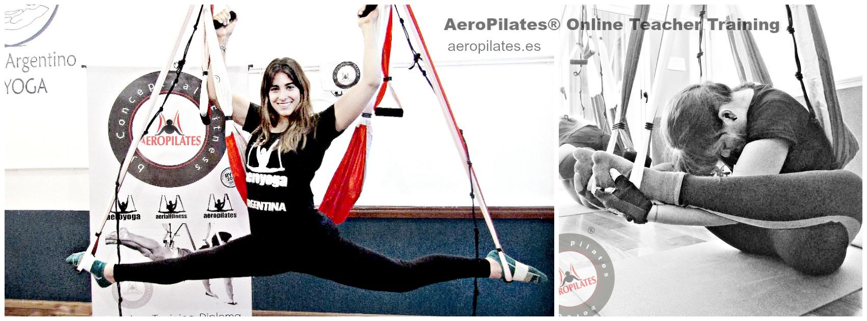 AeroPilates OnLine! Visita Nossa Aula Virtual Gratuita, Video!