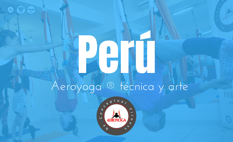 Perú,  noviembre 9,10,11,16,17,18  –  Acreditada por Yoga Alliance
