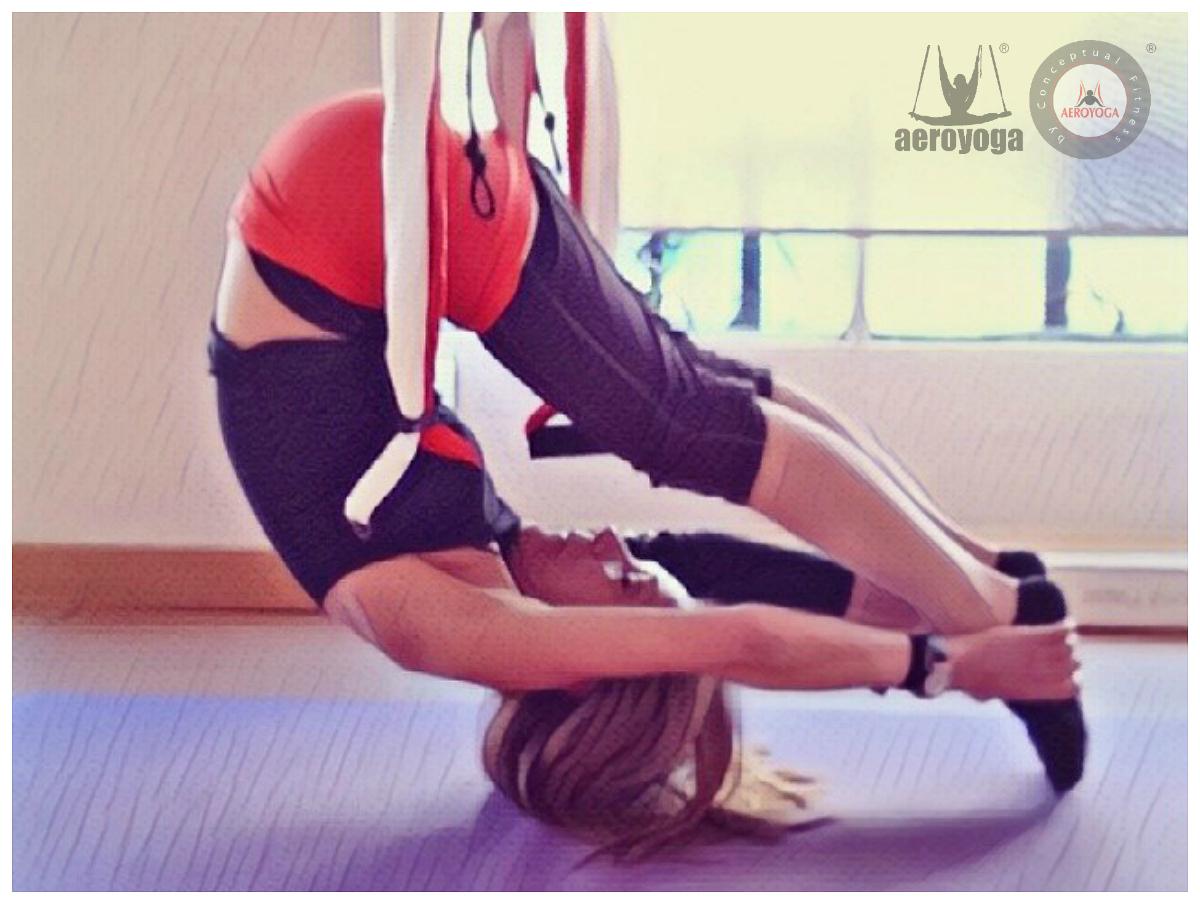 Formación Profesores AeroYoga® AeroPilates®, Yoga Aéreo España, Galicia, Euskadi, Madrid, Barcelona, Valencia…