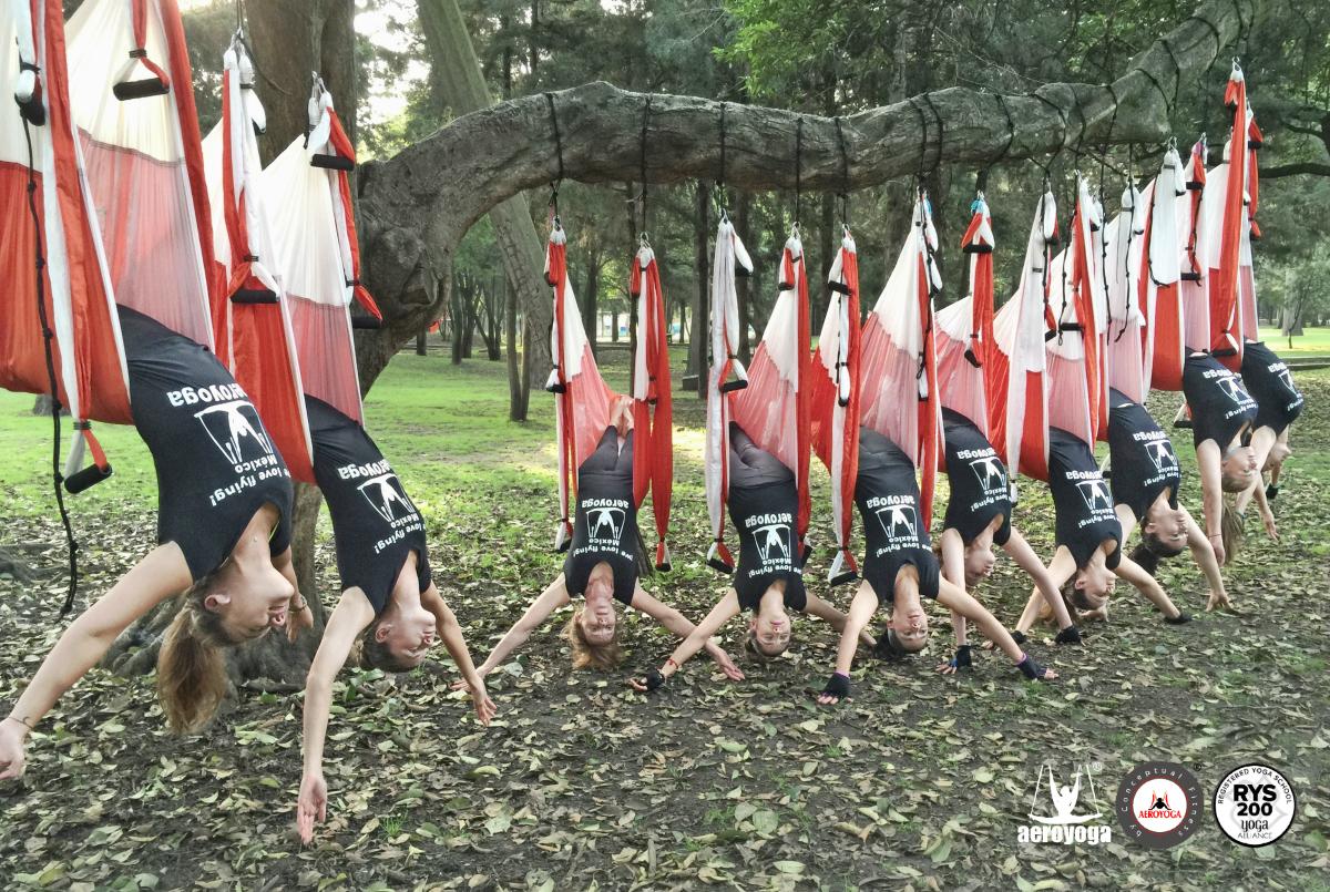 Aero Yoga Institute México: Formación Maestros en Torreón Coahuila