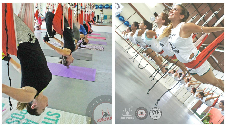 Curso Maestros Aero Yoga International: Ven Con Nosotros a Cancún en Semana Santa!
