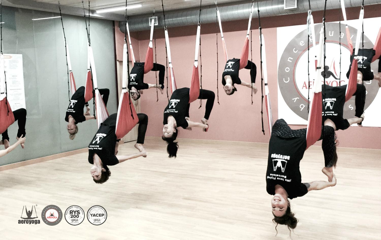 Air Yoga Barcelona, Regresa la Formación AeroYoga® a Catalunya!