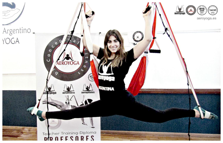 Buenos Aires Mayo 2018! La Certificación Profesores AeroYoga® Regresa a la Argentina