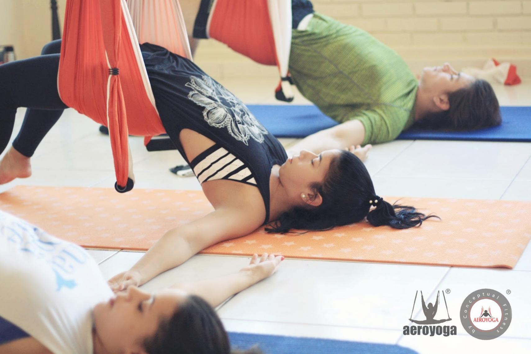 Descubre el Natha Yoga: La Inspiración del Método AeroYoga®