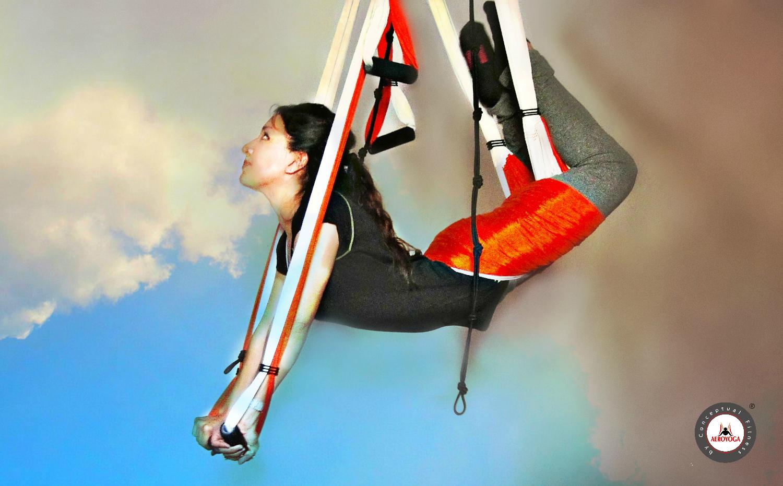 México, Regresa la Formación Profesores AeroYoga ® International al DF! Estudia y Aprende el Yoga Aéreo Más Profesional