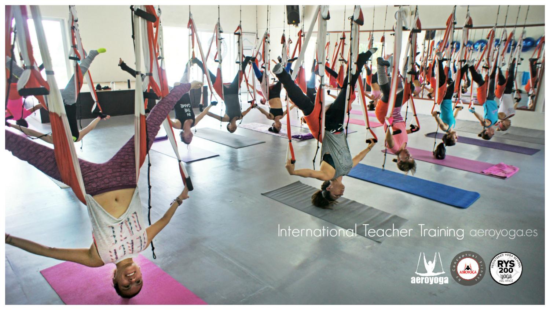 Aero Yoga International: Descubre los Testimonios de los Alumnos de Nuestros Teachers Training