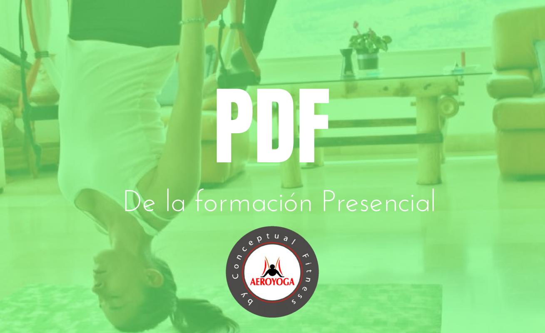PDF CON LA INFORMACIÓN DEL CURSO PRESENCIAL / PARA QUE LO DESCARGUES