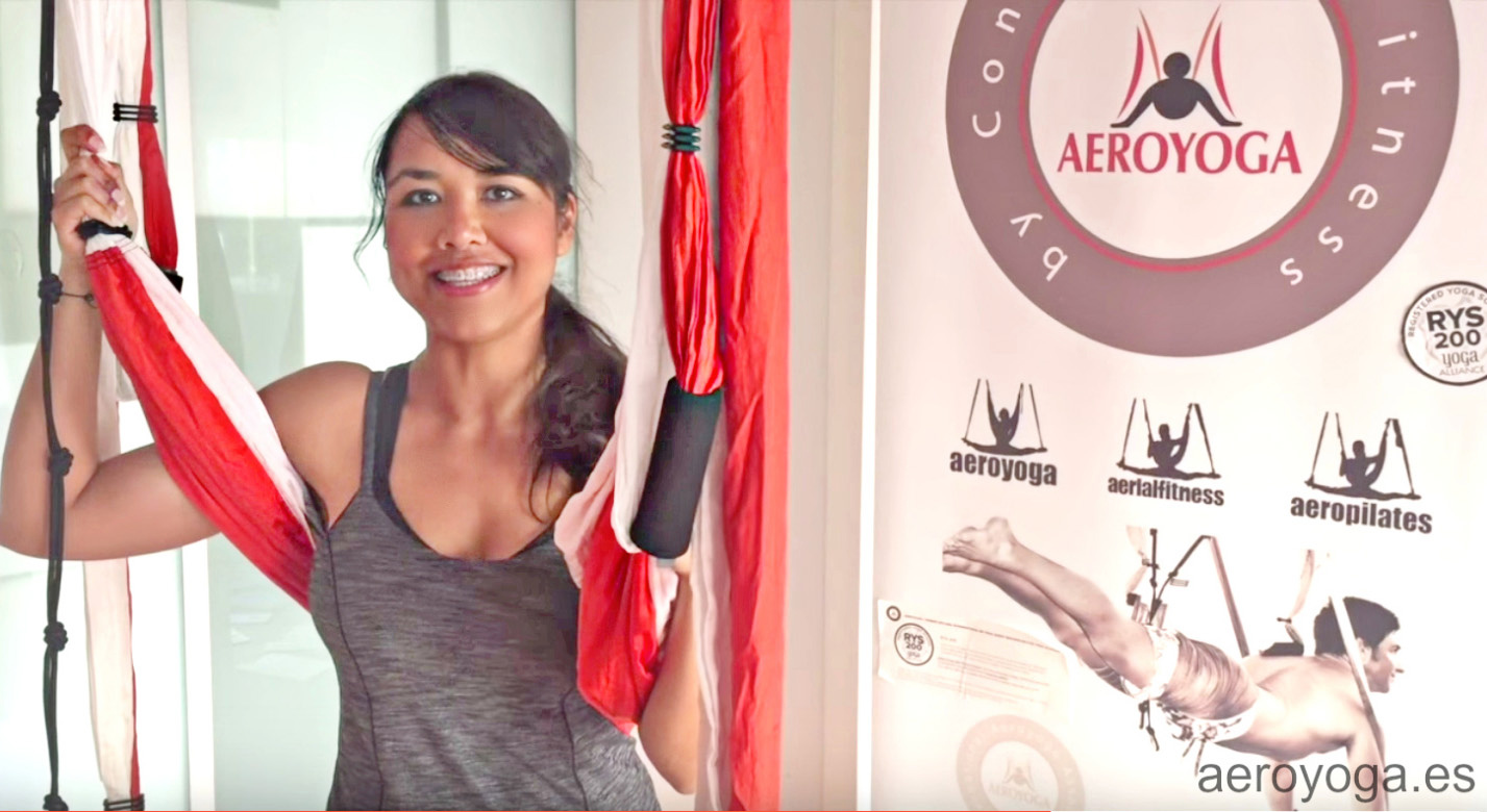 Yoga Aéreo: 6 Ideas para tu Negocio de AeroYoga ®