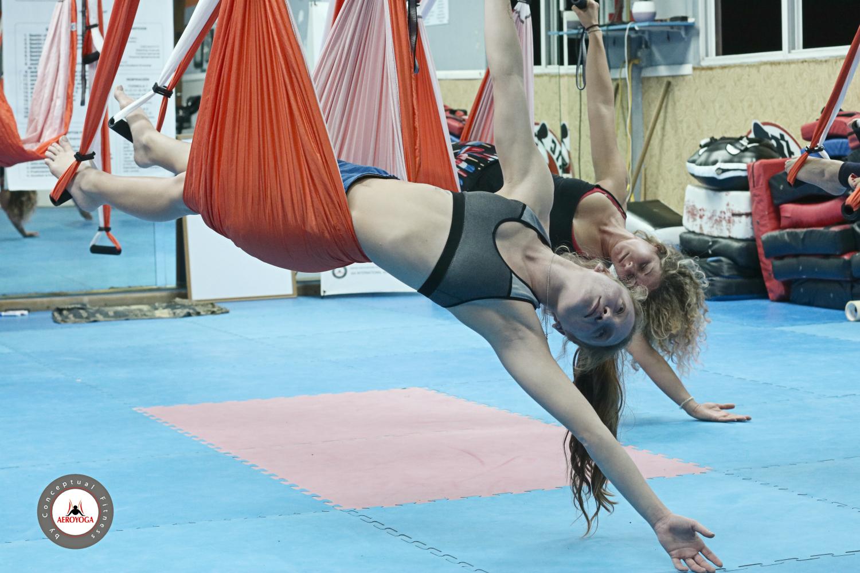 Yoga Aéreo: Inició el Primer Teacher Training AeroYoga ® de Puerto Rico