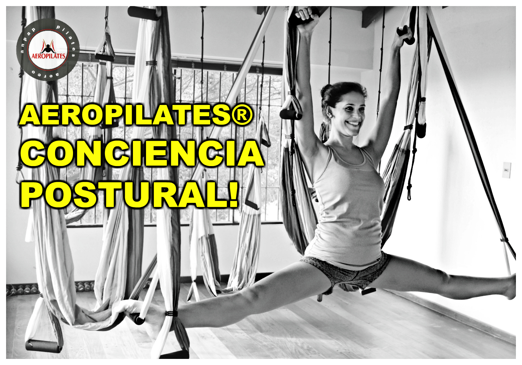 Pilates Aéreo, Método AeroPilates ® Conciencia Postural y Salud