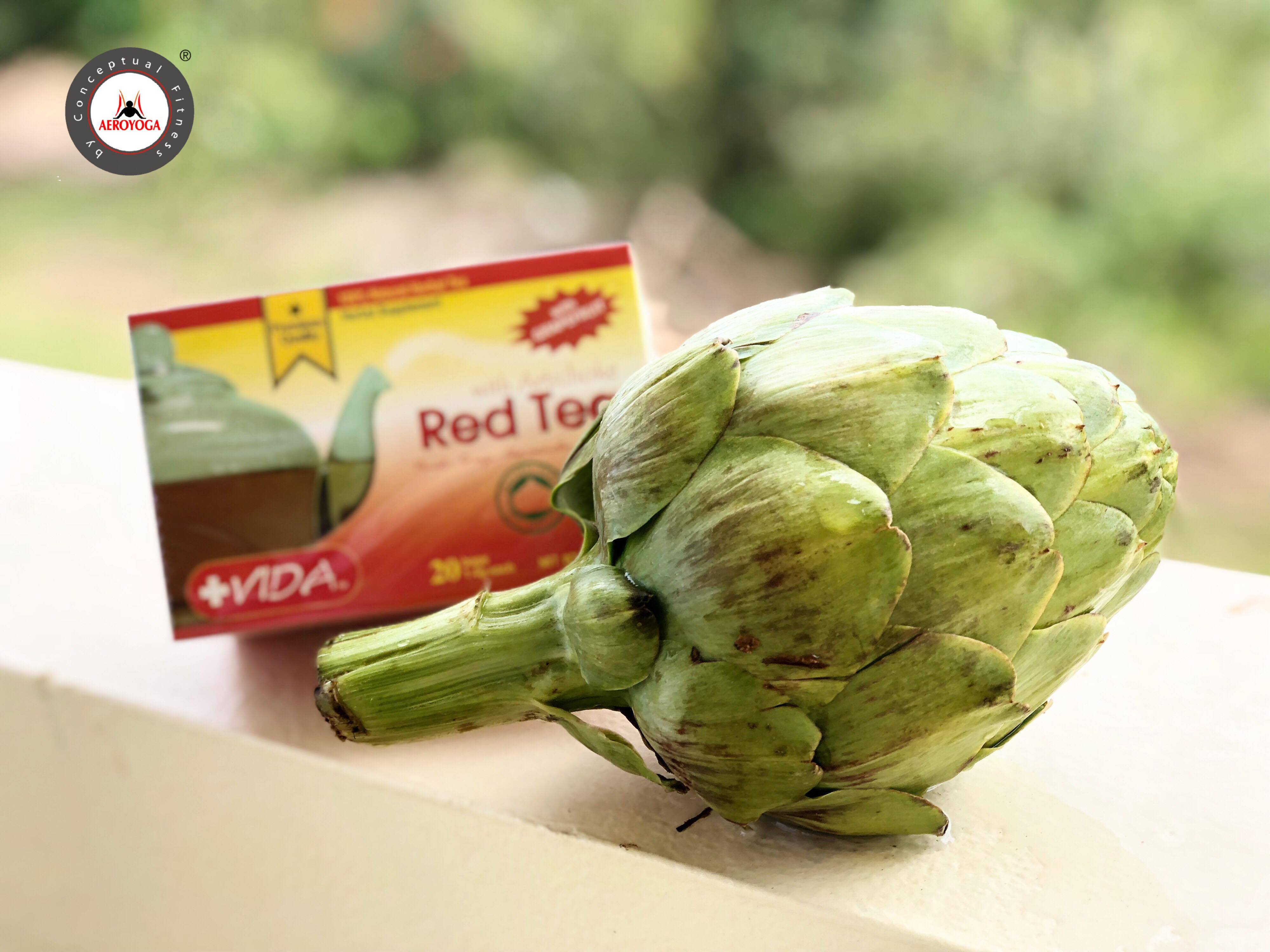Ayurveda y Salud: Receta de Té Rojo y Alchofa para Perder Peso y Anti Age