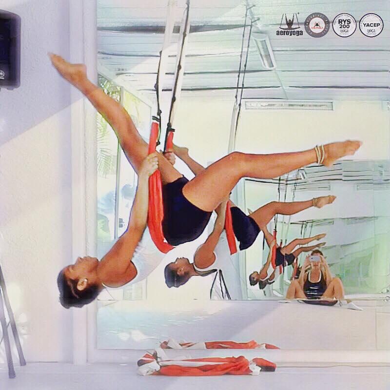 Formación Yoga Aéreo: Danza Aérea con el Método AeroYoga ®