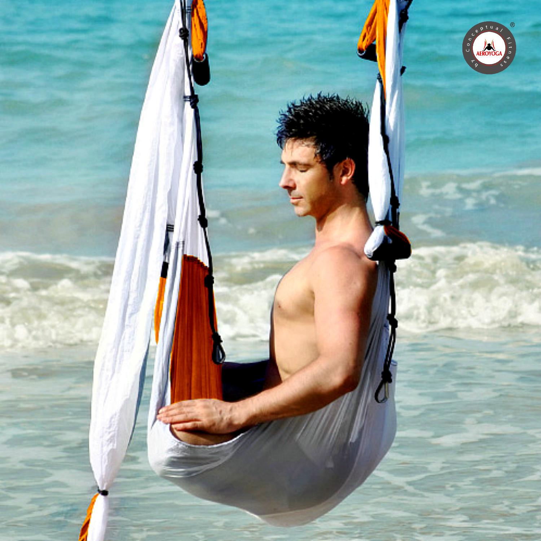 Certificación Yoga Aéreo. Beneficios de la Meditación para la Salud y el Bienestar
