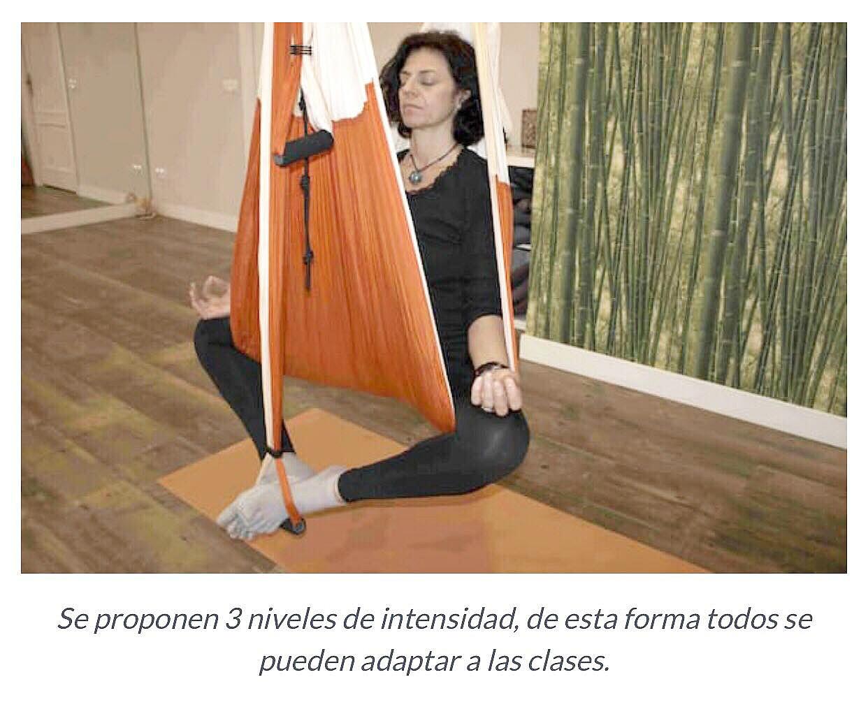 Formación Yoga Aéreo, Entrevista con Cristina Condés, Exito y Emprendimiento