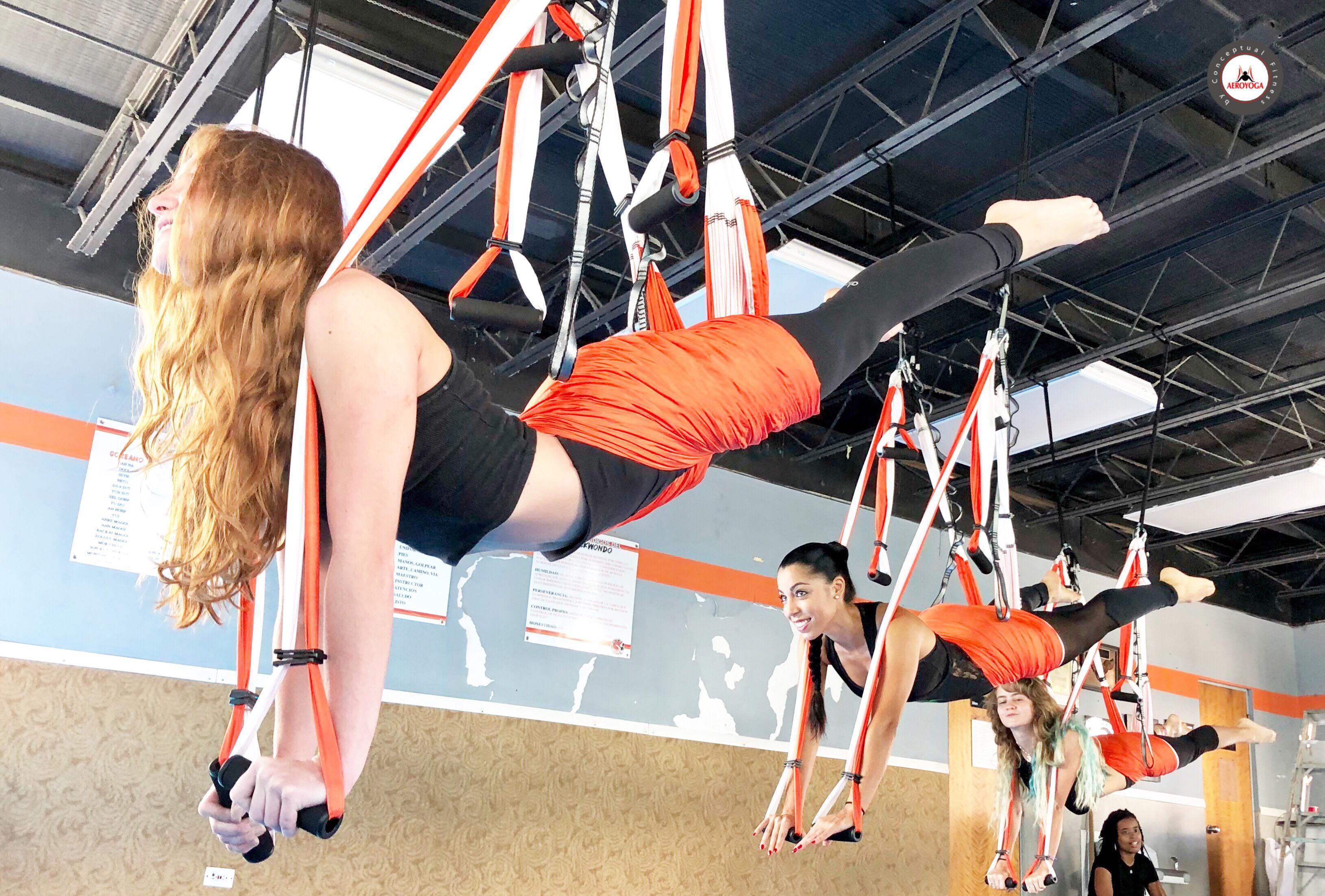 Formación Profesores Pilates Aéreo, Descubre el Poder del AeroPilates ®