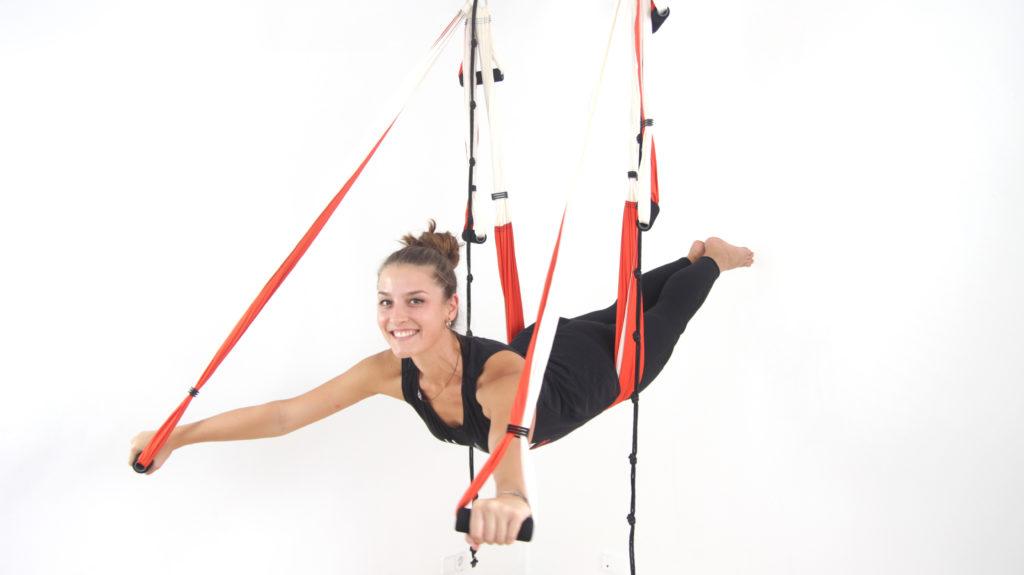 Formación Yoga Aéreo: Certifícate como Profesor AeroYoga ® en Puerto Rico, Dos Fines de Semana, Julio y Agosto 2019