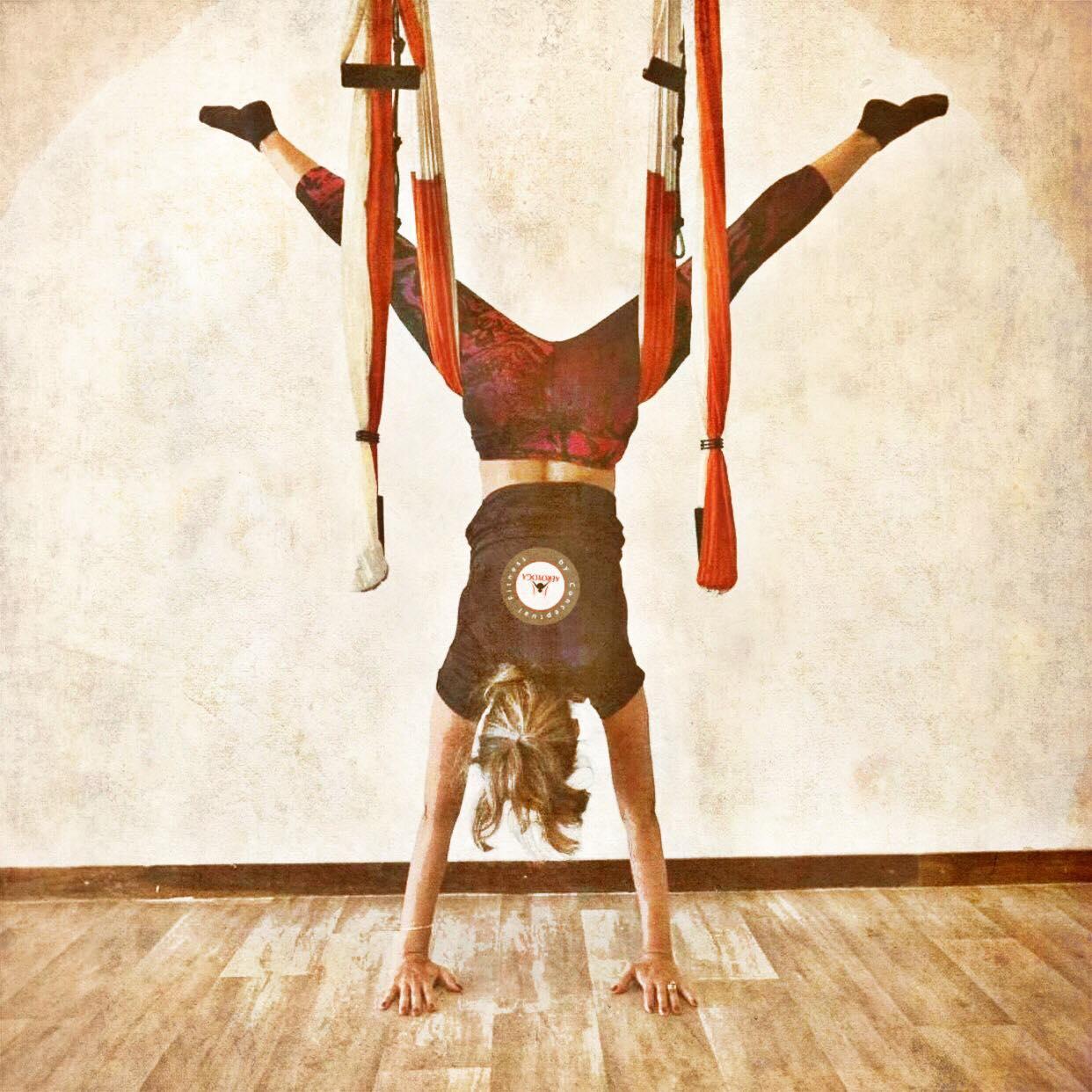 Certificación AeroYoga® Latino América Curso 2019/20, Formación de Profesores de Yoga Aéreo International