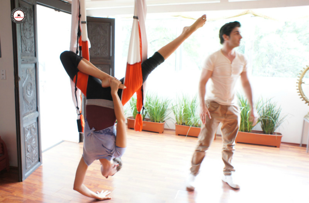 Formación Yoga Aéreo México, CDMX, AirYoga con AeroYoga ® Institute
