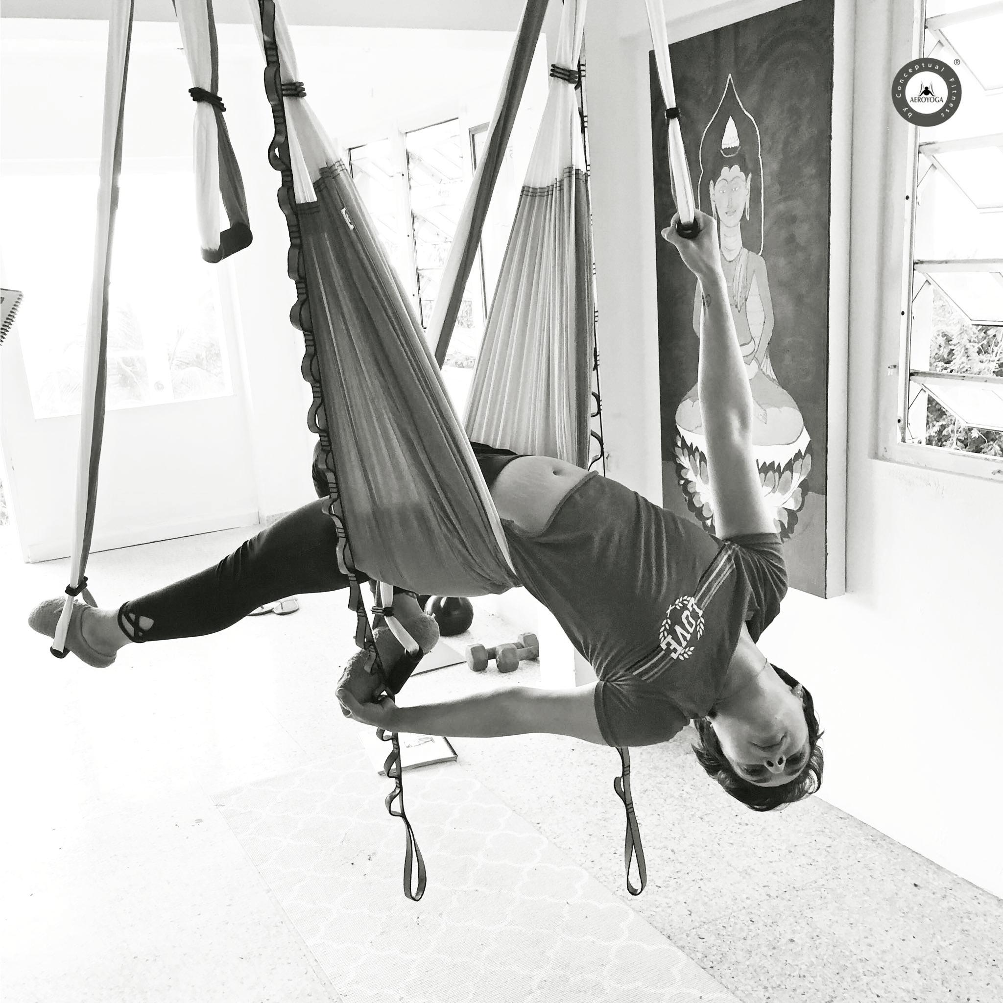 El Fitness Aéreo, Entrena tu Cuerpo y tu Mente con Fitness y Meditación