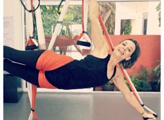 Formación Yoga Aéreo, AeroYoga® para Alivio del Dolor de Espalda