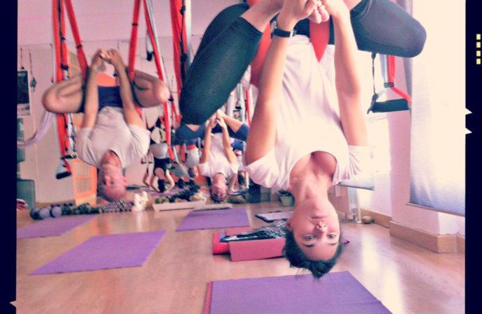 AeroYoga ® Brasil, Benefícios do Yoga Aéreo, AirYoga