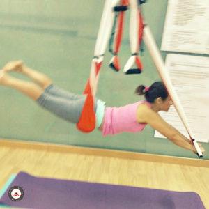 cursos aero pilates