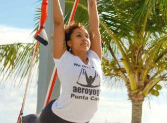 Formación Yoga Aéreo, Certificación AeroYoga ® Santo Domingo, Punta Cana