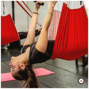 formación fitness aéreo