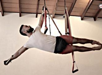 Qué es el Yoga Aéreo? Descubre AeroYoga ®, Nuevas Tendencias