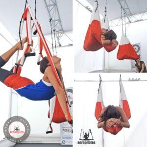 pilates aéreo