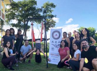 Formación Yoga Aéreo, Descubre los Retiros de 1 Día de AeroYoga ® en Puerto Rico