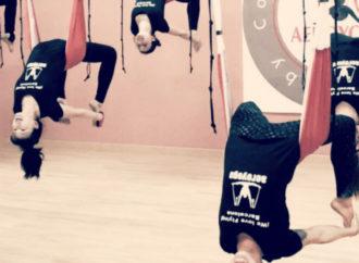 Formación Yoga Aéreo Barcelona. Nuevos Cursos AeroYoga ® 2020
