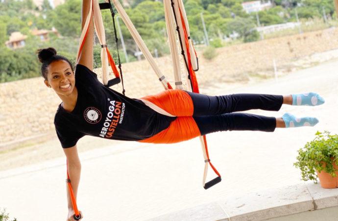 Formación Yoga Aéreo, Curso AeroYoga® en la Playa