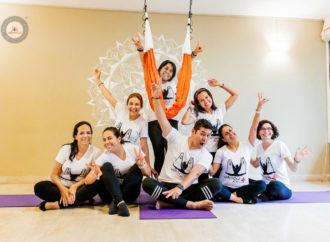Formación Yoga Aéreo en Perú, AeroYoga ® Institute Lima, para Profesores, Instructores, Maestros