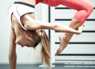 Yoga Aéreo en Prensa. Método AeroYoga ® en Medios, Nuevas Tendencias, Ejercicio y Bienestar