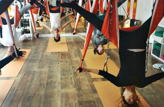 Formación Yoga Aéreo España, Nuevo Curso AeroYoga® Madrid
