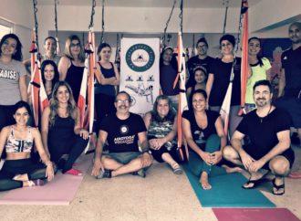 Formación Yoga Aéreo, Nuevo retiro AeroYoga ® Día 1 Marzo 2020, Reserva tu Espacio!