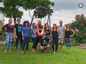 aeroyoga teacher training Puerto Rico