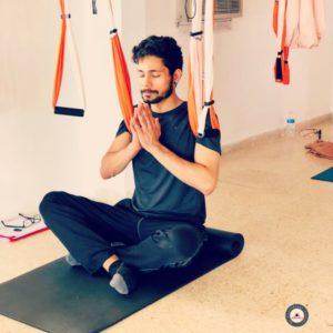 meditación columpio