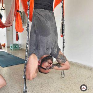 aero yoga men