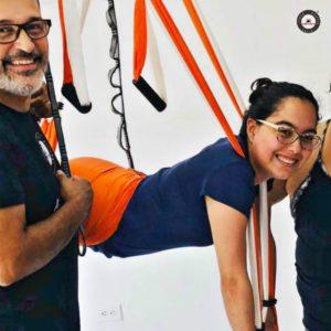 formación yoga aéreo Puerto Rico
