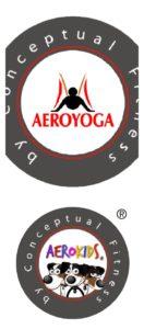 aeroyoga logo latino américa