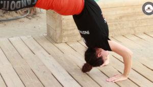 formación yoga aéreo online