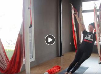 Cursos Yoga Online, Yo me Quedo en Casa, Video Ejercicio Gratis AeroYoga ®!