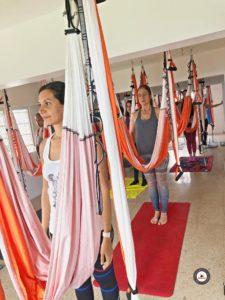 puerto rico yoga aéreo