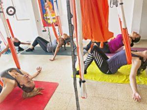 retiro aero yoga