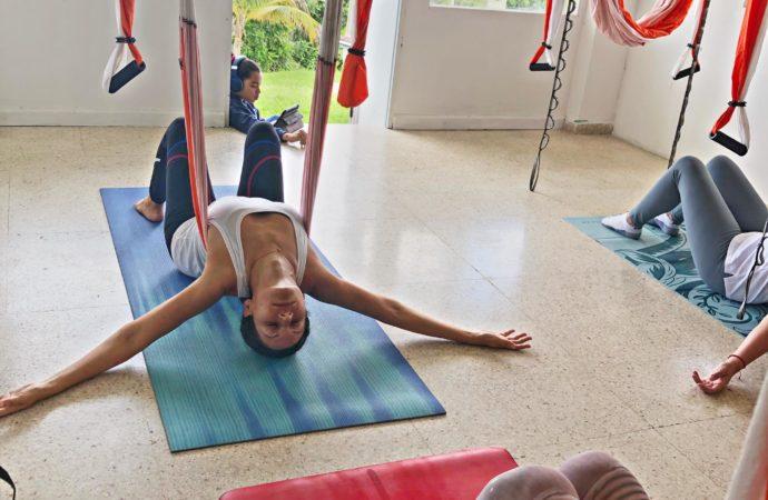 Yoga Aéreo, Invitación Retiro 1 Día AeroYoga® en Puerto Rico