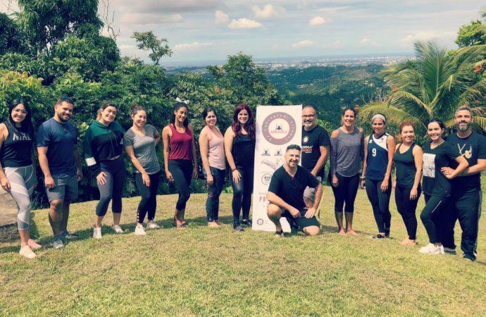 Aprende a Volar con Yoga Aéreo en Puerto Rico, Nuevas Clases, Talleres, y Retiros