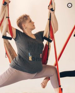 yoga aéreo latino américa